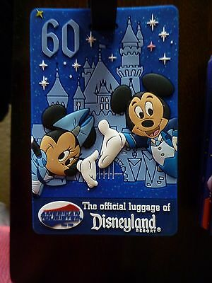American Tourister Disneyland Luggage Tag