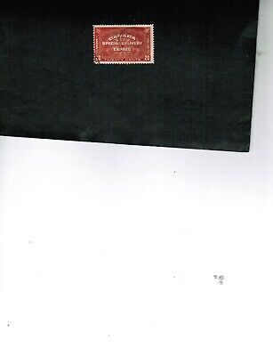 CANADA 1930  SPECIAL DELIVERY  E4  used cat $20.00 - 10.00  BOOK 01