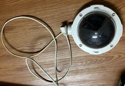 Axis M5014-V PTZ Dome Network Camera. Condition Good Working