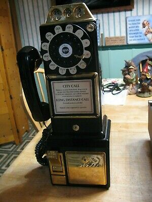 Thomas Collection Edition Fake Payphone Wall Phone