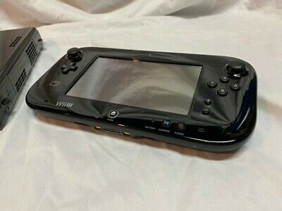 Nintendo Wii U 32GB Console Bundle with Games, Controllers, and Accessories