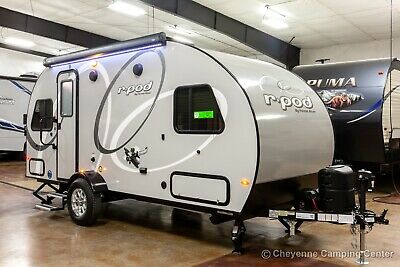 New 2019 Forest River R-Pod RP-191 Ultra Lite Travel Trailer with Twin Beds Sale