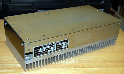 RF PA PA6-1BE Input - 8-15W Output 70-100w Tested at 456.5000 MHz
