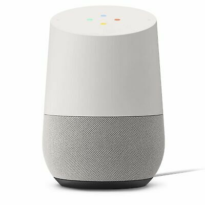 Brand New Google Home Slate Smart Bluetooth Speaker FAST SHIP WITH TRACKING