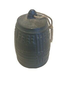 """JAPANESE TEMPLE BELL BRONZE BUDDHIST Personal Bell  2"""" x 2.5"""""""
