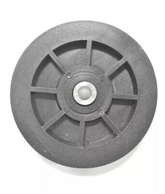 "Lifetime Pulley 2.5"" Diameter Sheave with 1/4"" ID Stainless Steel Bushing"