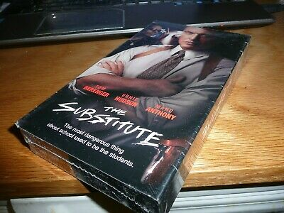 The Substitute New VHS Tape