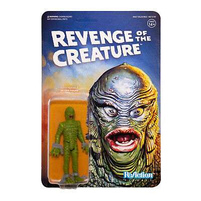 creature from the black lagoon revenge of the creature reaction action figure