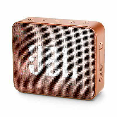 Cassa Portatile Ricaricabile Speaker Bluetooth Jbl Go2 Arancio Waterproof