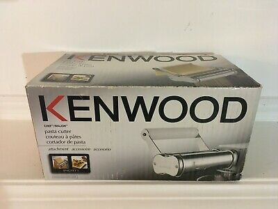 Kenwood AT974A Spaghetti Metal Pasta Cutter, Silver