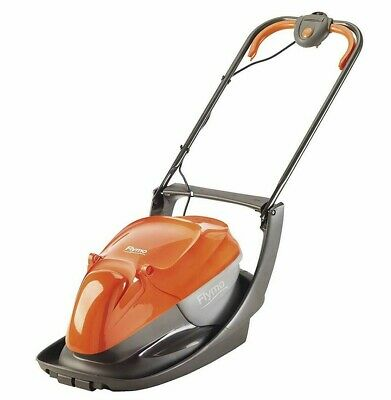 Flymo Easi Glide 330 Hover Collect Lawn Mower - Gold Grade