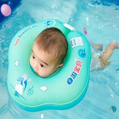Swim Aid Baby Swimming Ring Inflatable Float Seat Toddler Kid Water Pool Toys DD