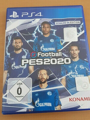 PS4 - eFootball PES 2020 - Pro Evolution Soccer - PlayStation 4 - wie NEU
