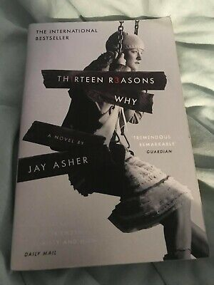 13 thirteen reasons why Jay Asher paperback book young adult teen fiction novel