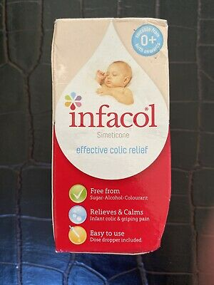 Infacol Baby Anti Colic Relief Drops 55ml from birth