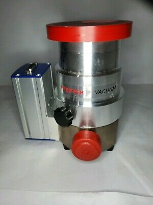 Pfeiffer Turbomolecular Pump TMH 071 P + TC100 Controller in Perfect Condition