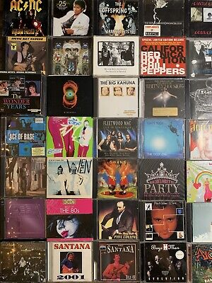CD LOT YOU PICK 4! 70s 80s 90s METAL ROCK POP MADE IN UK JAPAN GERMANY & More EX