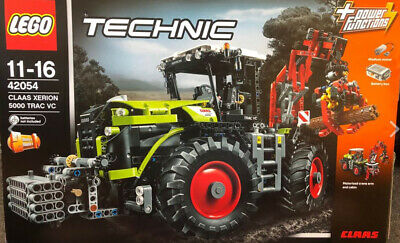 LEGO Technic 42054 CLAAS Xerion 5000 Trac VC with Box & Instructions
