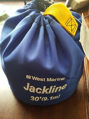 WEST MARINE 30ft Jackline