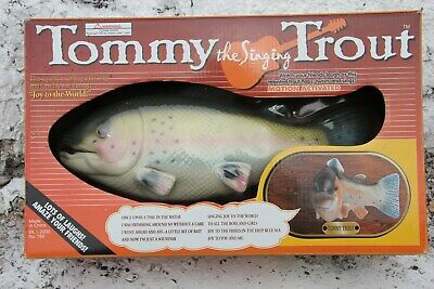 Vintage, Tommy The Singing Trout