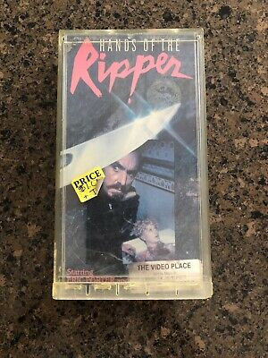 Hands of the Ripper (VHS, 1989)