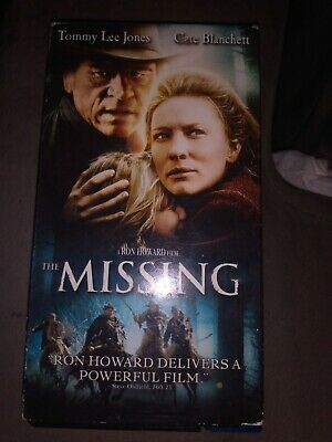 The Missing (VHS, 2004)