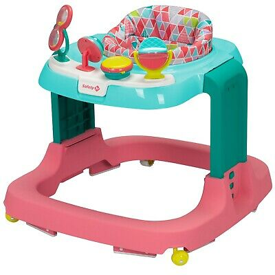 Safety 1st Ready, Set, Wall Dx Walker (sounds, Lights, And Lots Of Fun)