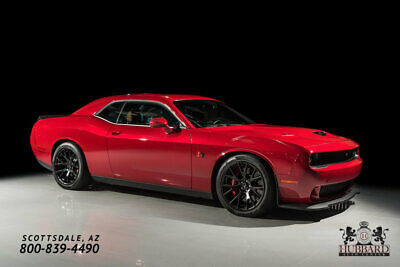 2016 Dodge Challenger 2dr Coupe SRT Hellcat 2016 Dodge Challenger Hellcat, Loaded w/ Options, Low Miles, Great Color!