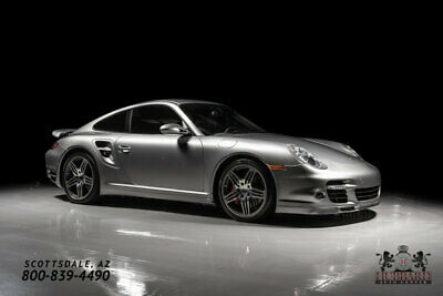 2007 Porsche 911 Turbo 1-Owner, Scottsdale car, loaded with upgrades 2007 Porsche 911 Turbo, 1-Owner, Lots of Custom Features, WOW!