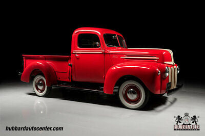 1947 Ford 1/2 Ton  1947 Ford 1/2 Ton Pickup, Fully Restored, Immaculate Condition Inside & Out!