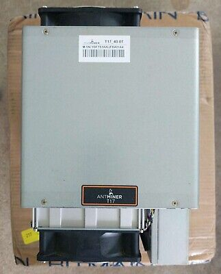 Bitmain Antminer T17 42 Th/s Bitcoin ASIC Miner w/ PSU FAST SHIP not S15 S17 S19