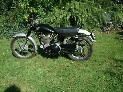 1954 Matchless 500 Competition G80 Cs