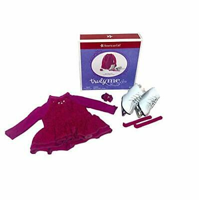"""American Girl Truly Me Figure Skating Outfit for 18"""" Dolls"""