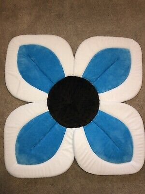 Blooming Bath For Babies Blue And White