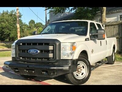 2011 F-250  2011 Ford Other 2WD Crew Cab 172