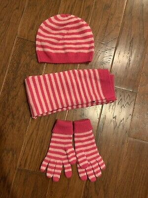 Gap Womens Hat/Scarf/Gloves Set One Size