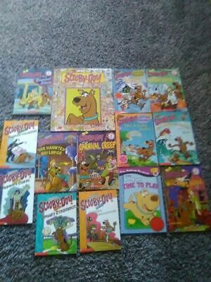 Scooby Doo Books