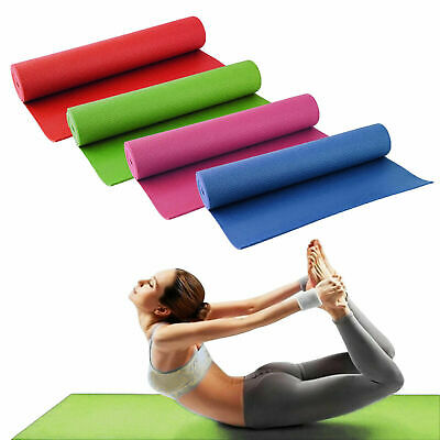 Tapis  SPort Exercice yoga fitness Equipement Accessoires gymnastique Meditation