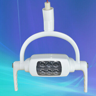 Easy Install Induction Unit Professional Oral Light Dental Teeth Lamp Diagnosis