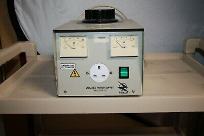 Zenith Electric SVA-10 Variable Power Supply