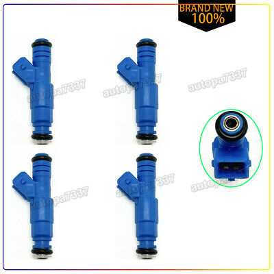 6 4 Hole EV1 20lb 17103146 Upgrade Fuel Injector for Pontiac Buick Chevy 3.8L