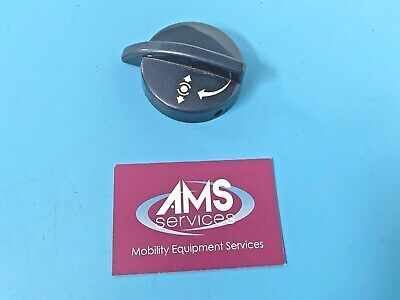 TGA Buddy Mobility Scooter Top of Motor Free Wheel Knob / Dial  - Parts