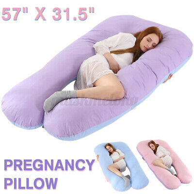Pregnancy Pregnant Pillow Maternity Contoured Body U Shape Feeding Cushion Hot