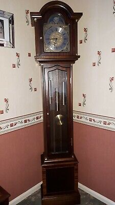 Grandfather Longcase Floor Clock