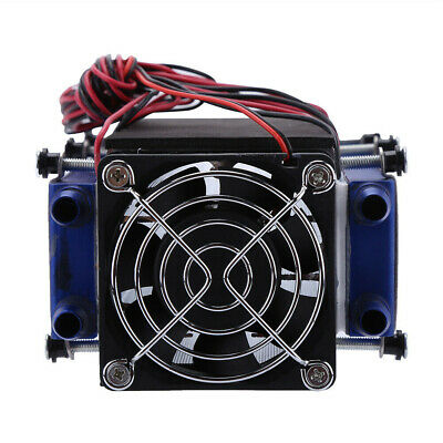 Home Device Low Noise Tool Air Cooling DC12V 576W 8-Chip Thermoelectric Cooler
