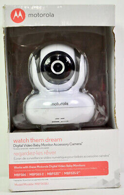 Motorola Digital Video Baby Monitor Additional Camera (Requires Parent Unit)