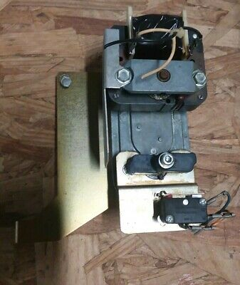 Ami Rowe R84-94 and CD100 transfer motor and switches.