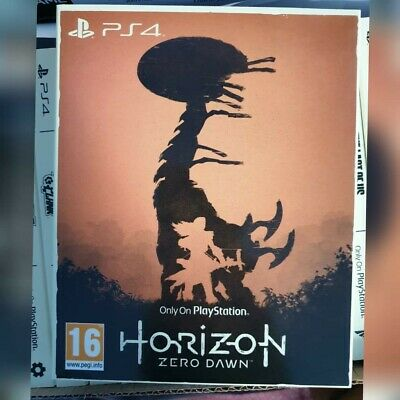 *Horizon Zero Dawn: Complete Ed* PS4* ONLY ON PLAYSTATION COLLECTION* NEW/Sealed