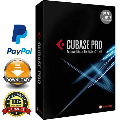 Steinberg Cubase Pro 10.5 Full Edition + Nuendo 10 pro ✅Lifetime✅ For Windows🔥