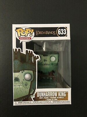 Dunharrow King Funko Pop Lord Of The Rings